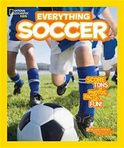 Soccer Book Cover