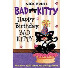 Baddy Kitty Book Cover